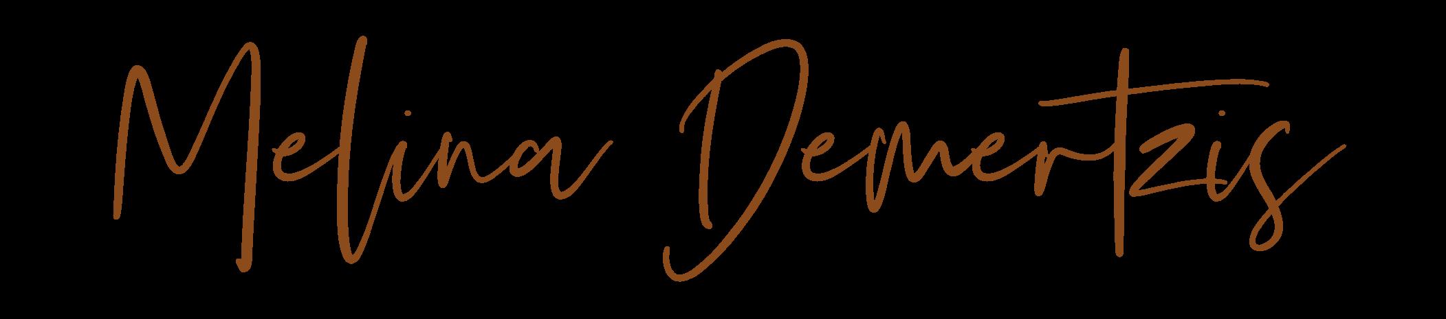 Melina Demertzis